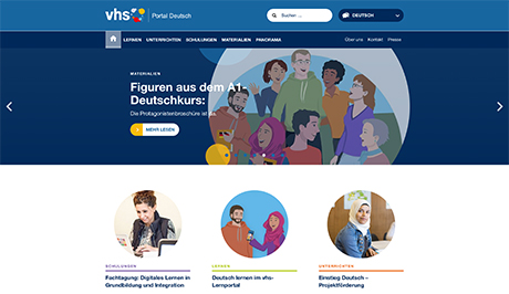 "Website ""Portal-Deutsch"""